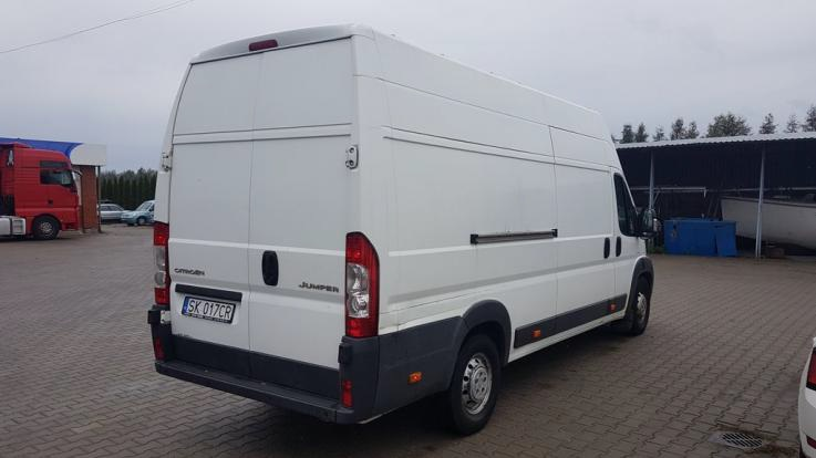 leasing - CITROEN - JUMPER 35 Hdi 150 KM