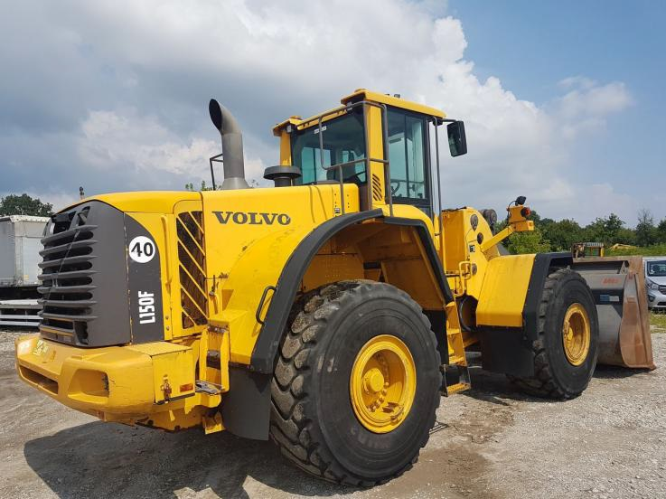 leasing - VOLVO CONSTRUCTION EQUIPMENT - L150F