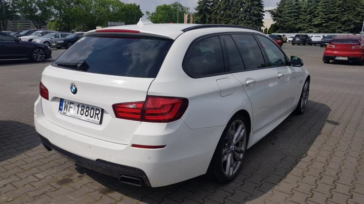 leasing - BMW - M550d xDrive