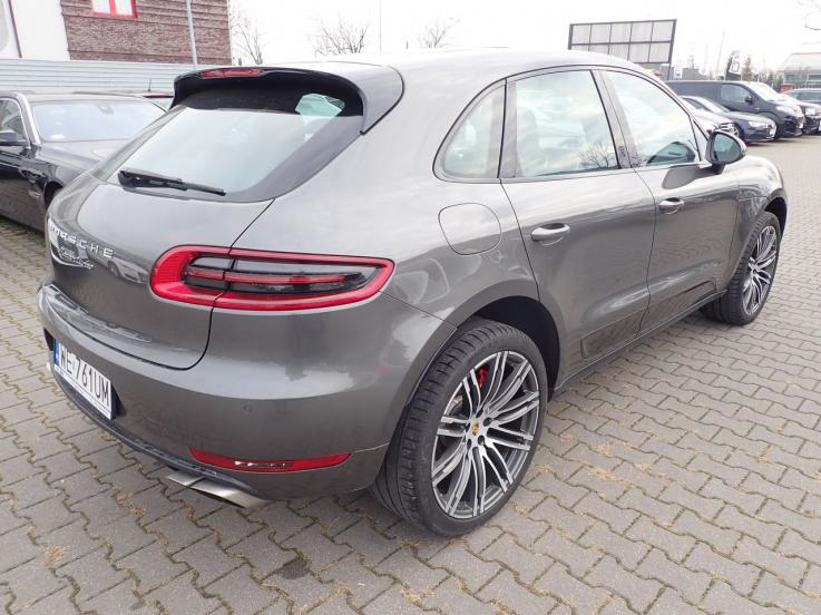 leasing - PORSCHE - MACAN Turbo