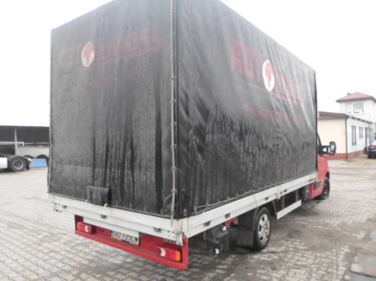 leasing - RENAULT - MASTER 163 KM E5 L3 Pack Clim