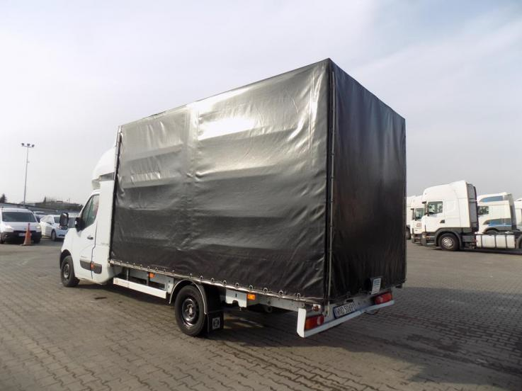 leasing - RENAULT - MASTER cCi L3 Pack Clim 163 KM