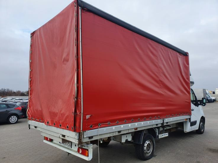 leasing - RENAULT - MASTER dCi 150 145KM L3 Pack Clim