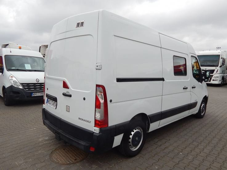 leasing - RENAULT - MASTER dCi L2H2 Business 100KM