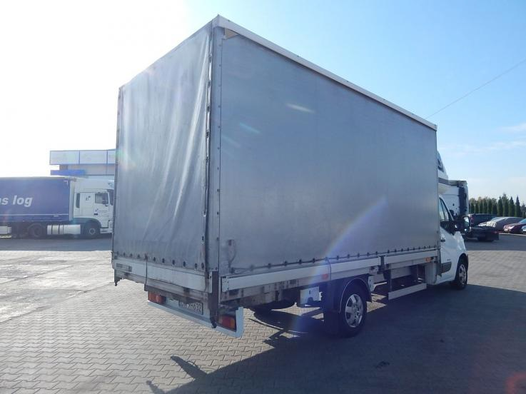 leasing - RENAULT - MASTER dCi L3 Pack Clim 125 KM