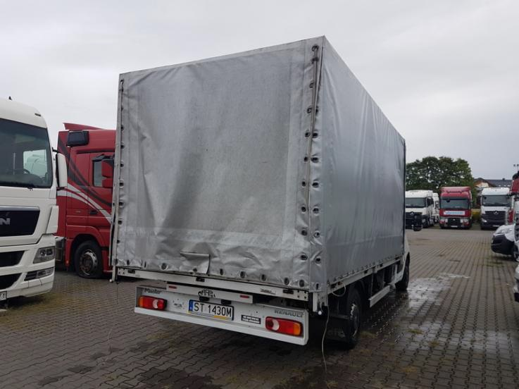 leasing - RENAULT - MASTER dCi L3 Pack Clim 145 KM