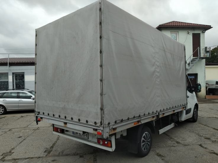 leasing - RENAULT - MASTER dCi L3 Pack Clim 145KM