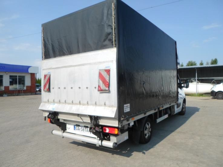 leasing - RENAULT - MASTER dCI L3 PACK CLIM 163 KM