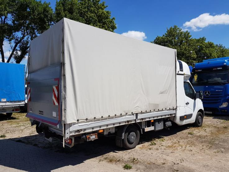 leasing - RENAULT - MASTER dCi L3 Pack Clim 163KM