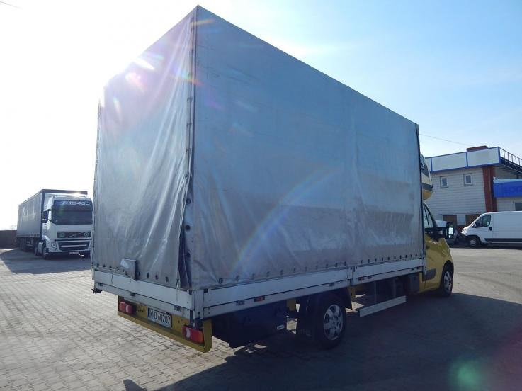 leasing - RENAULT - MASTER dCi L3 Pack Clim 170 KM