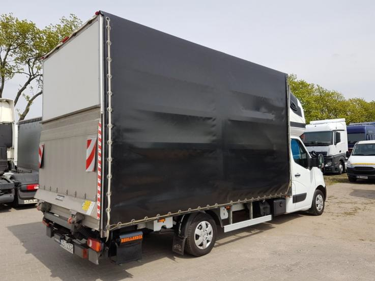 leasing - RENAULT - MASTER dCi L3 Pack Clim 170KM