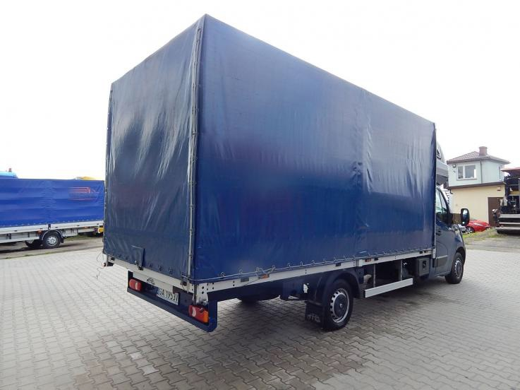 leasing - RENAULT - MASTER dCi L3 Pack Clim