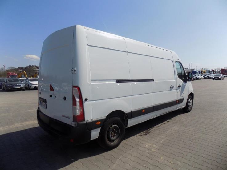 leasing - RENAULT - MASTER dCi L3H2 Pack Clim