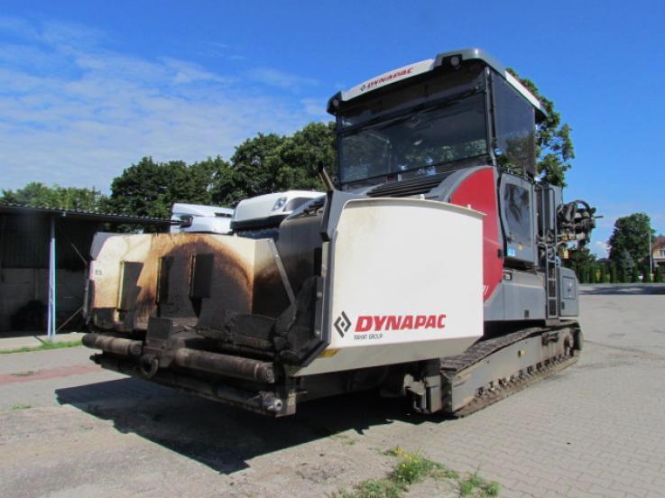 leasing - DYNAPAC - MF 2500 CS LP podajnik mas bitumicznych