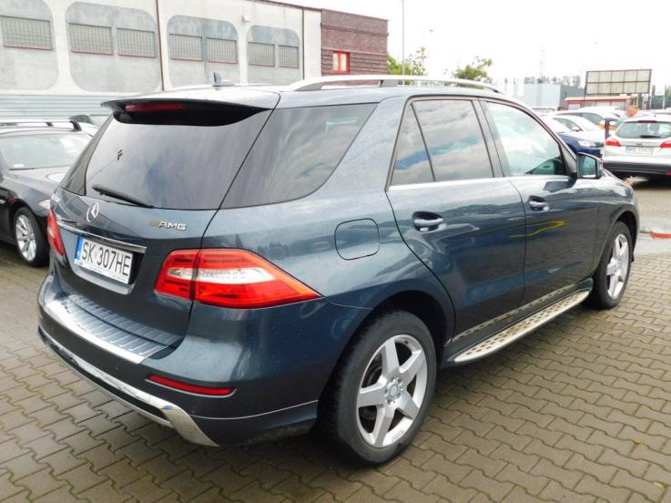 leasing - MERCEDES-BENZ - ML350 Blue Tec 4-Matic