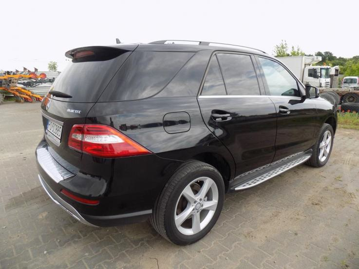 leasing - MERCEDES-BENZ - ML 350 BlueTec 4-Matic