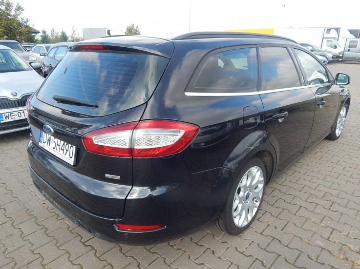 leasing - FORD - MONDEO 1.6 TDCi Gold X Plus