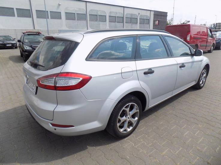 leasing - FORD - MONDEO 2.0 TDCi Silver X Plus