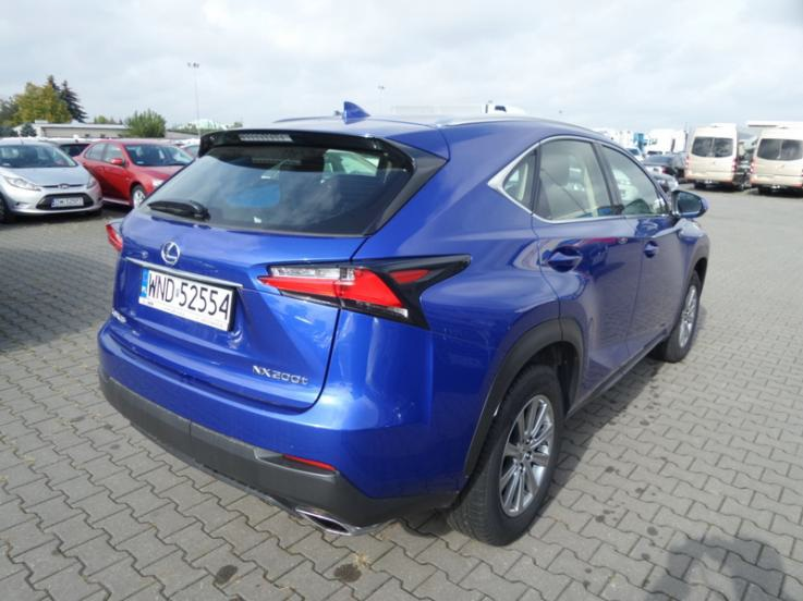leasing - LEXUS - NX200T Elite AWD
