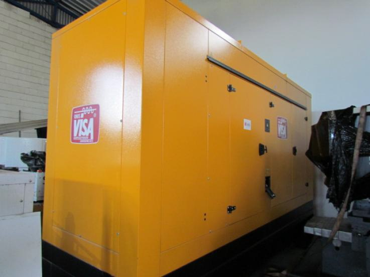 leasing - VISA - P400 GX GALAXY agregat prądotwórczy