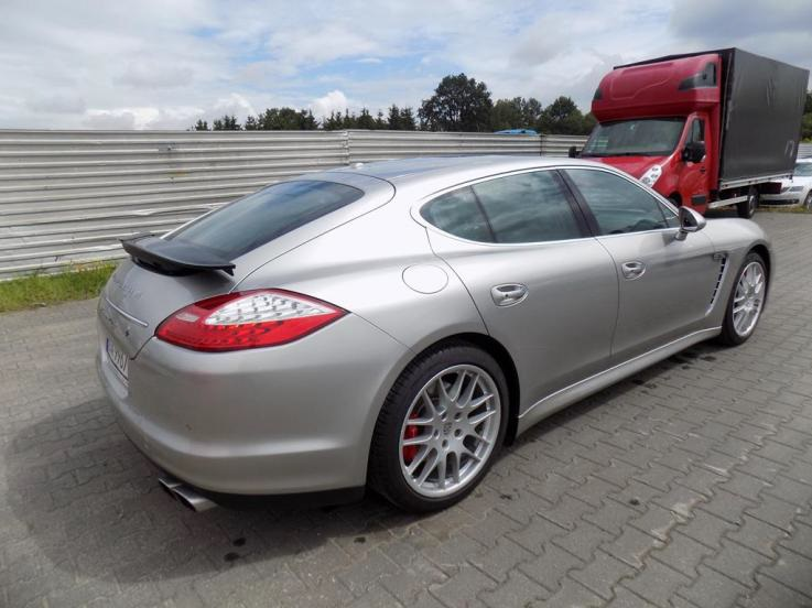 leasing - PORSCHE - Panamera Turbo