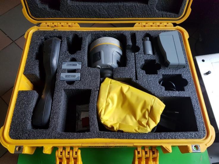 leasing - TRIMBLE - R10 LT urządzenie kontrolno-pomiarowe