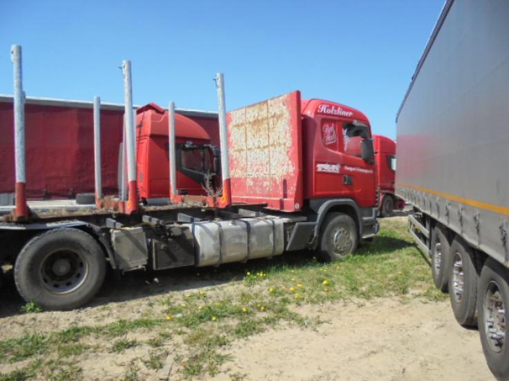 leasing - SCANIA - R164 GB6X40004508801 580 KM