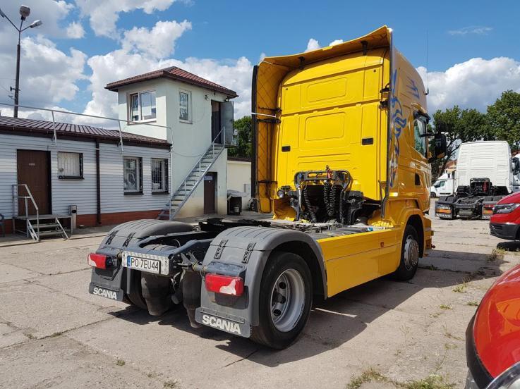 leasing - SCANIA - R450 LA 4x2 MEB/HEB Topline 450KM