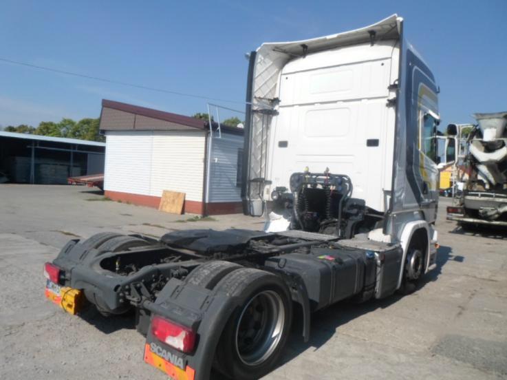 leasing - SCANIA - R 450 LA 4x2 MEB/HEB Topline 450KM