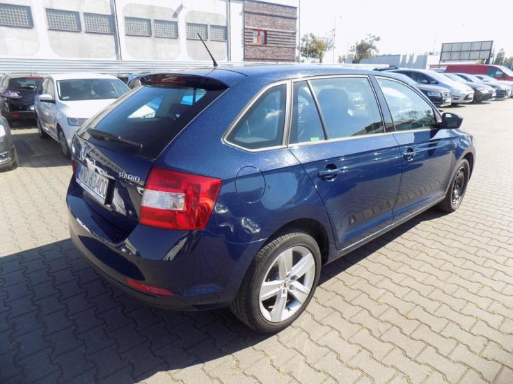 leasing - SKODA - RAPID Spb. 1.6 TDI DPF Ambition