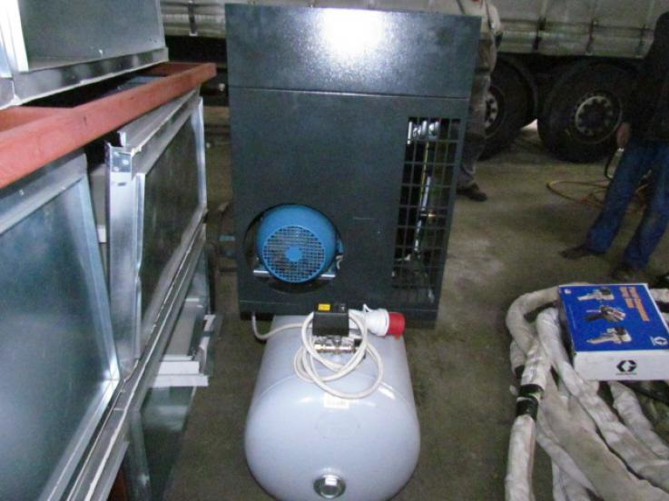 leasing - GRACO - REACTOR A-25