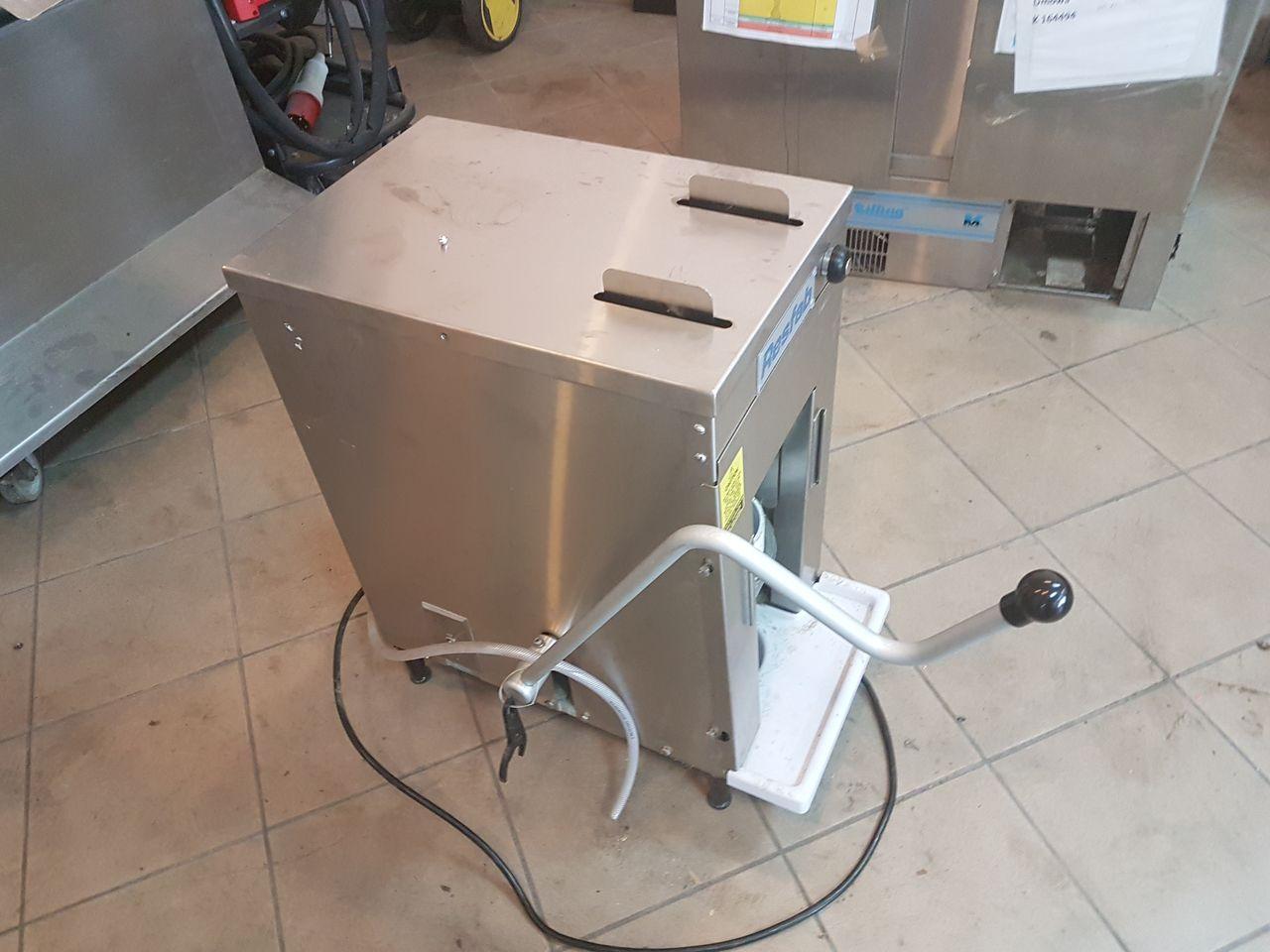 leasing - YOGURT-MATIC - RESFAB 925 maszyna do produkcji mrożonego jogurtu
