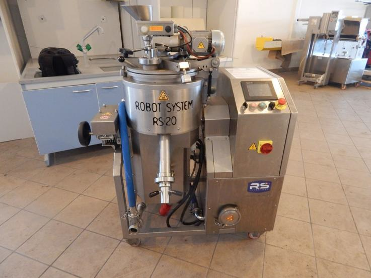 leasing - KUTER WIELOZADANIOWY - ROBOT SYSTEM RS 60
