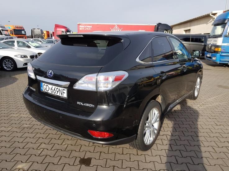 leasing - LEXUS - RX 450h Elegance