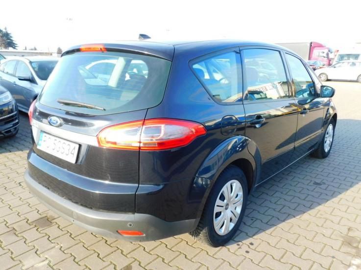 leasing - FORD - S-MAX 2.0 TDCi DPF Trend