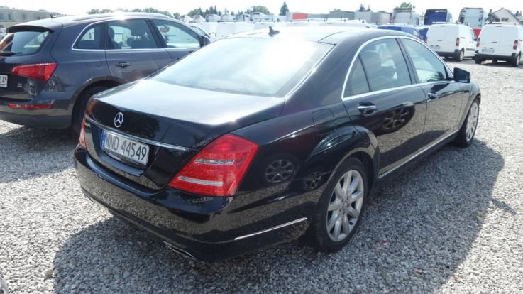 leasing - MERCEDES-BENZ - S350 BlueTec L 4-Matic