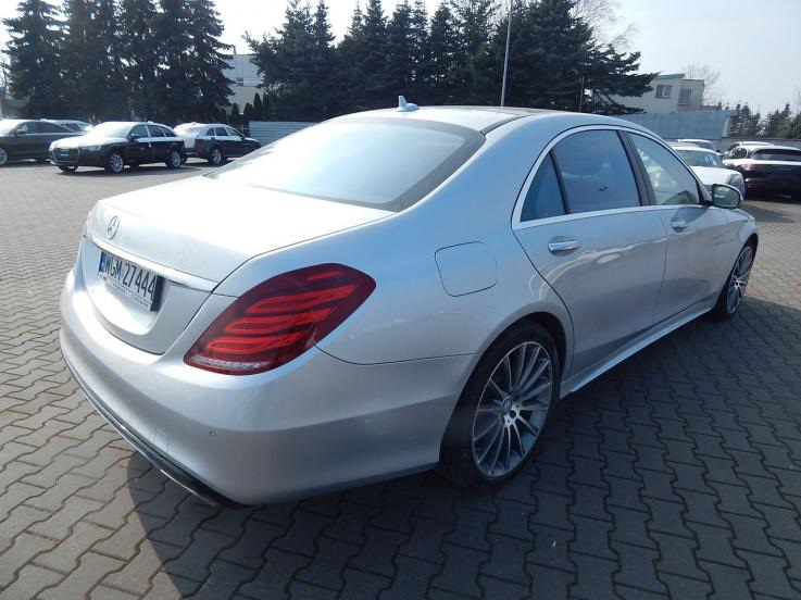 leasing - MERCEDES-BENZ - S550 L 7G-TRONIC