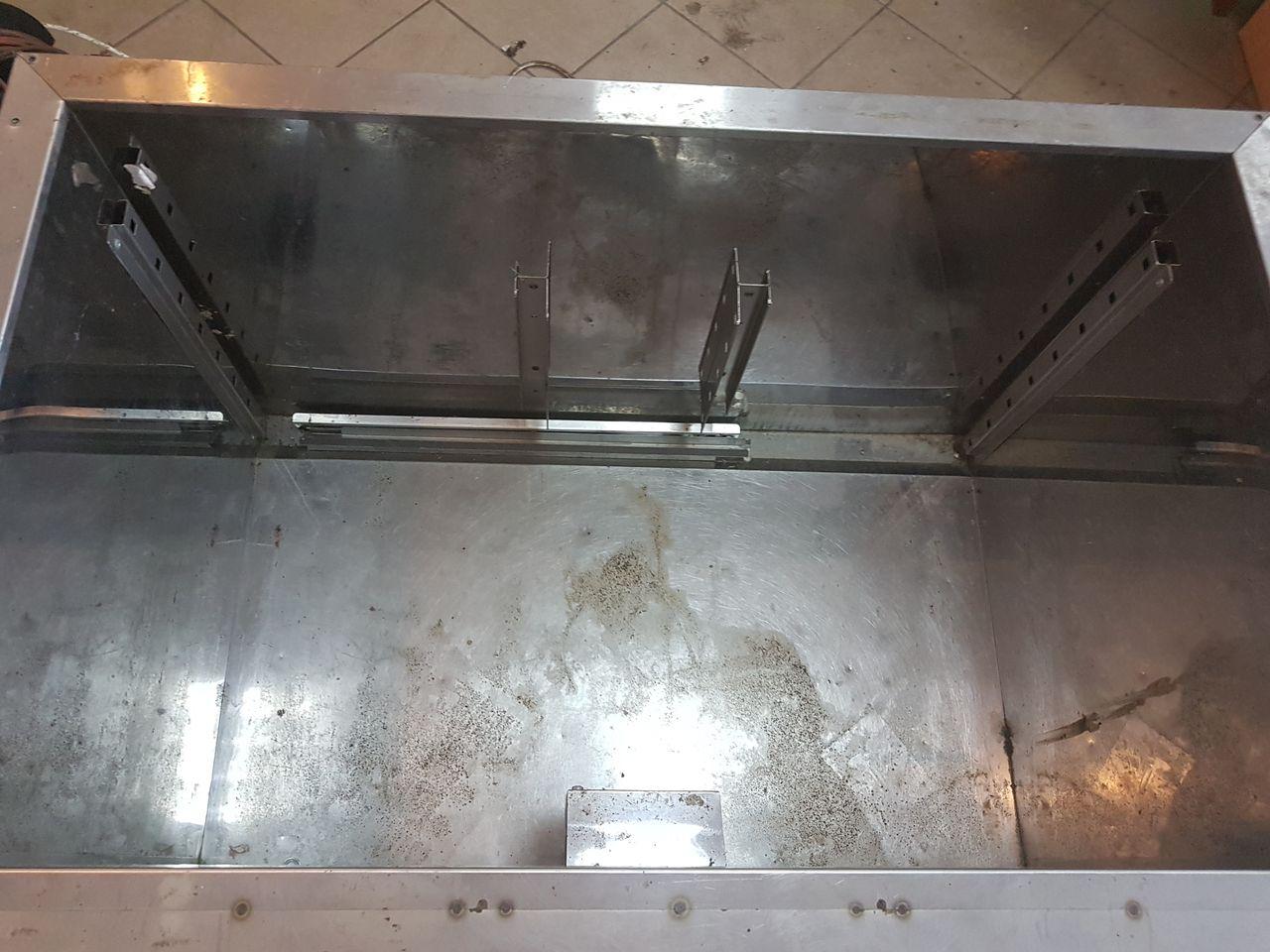 leasing - KROSNO-METAL SP.Z O.O. - SALADETTE stół chłodniczy