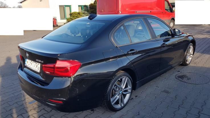 leasing - BMW - Seria 3 318d Advantage aut