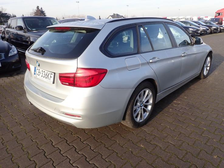 leasing - BMW - Seria 3 Touring 320d aut