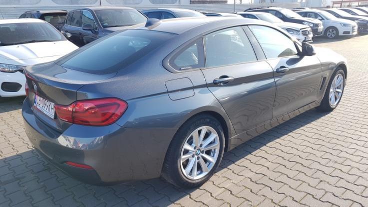 leasing - BMW - Seria 4 Gran Coupe 420d Advantage aut