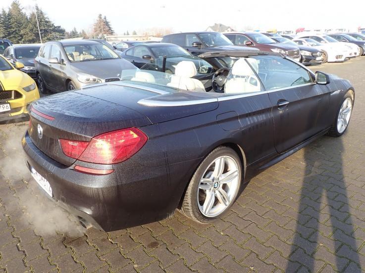 leasing - BMW - Seria 6 Cabriolet 640d