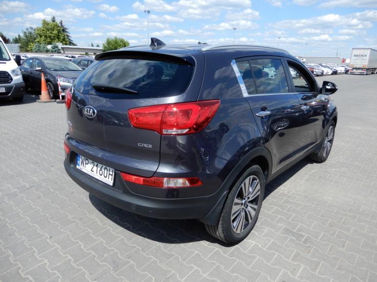 leasing - KIA - SPORTAGE 2.0 CRDI XL AWD aut