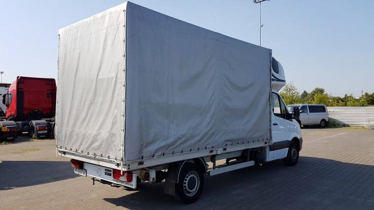 leasing - MERCEDES-BENZ - SPRINTER 313 CDI 906.135