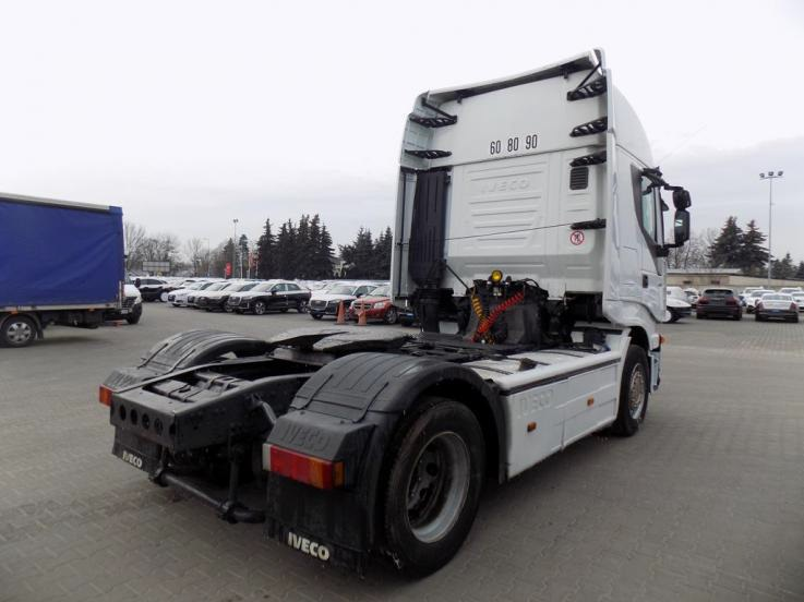 leasing - IVECO - STRALIS 460KM AS 440S46 T/P-ECO 4x2