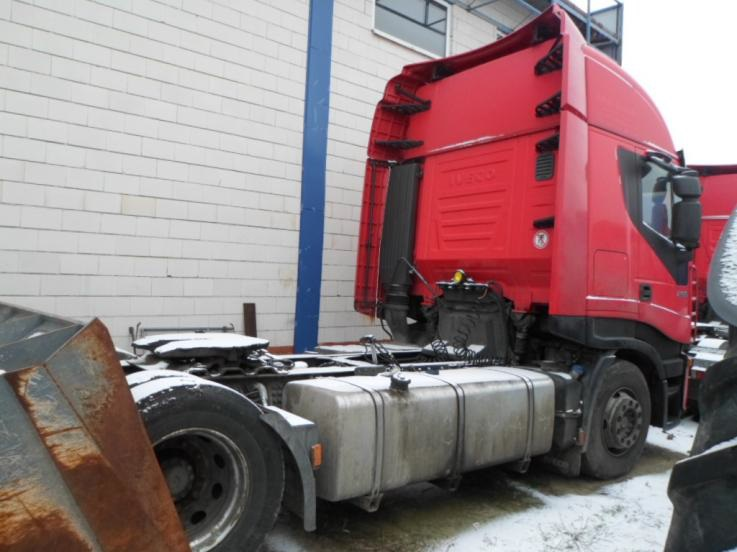 leasing - IVECO - STRALIS AS 440S45 T/P 450KM