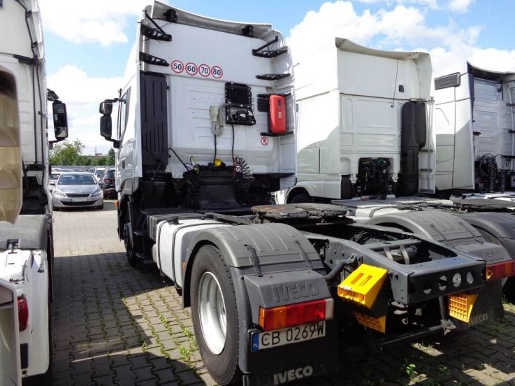 leasing - IVECO - STRALIS AS 440S45 T/P 4x2 450 KM