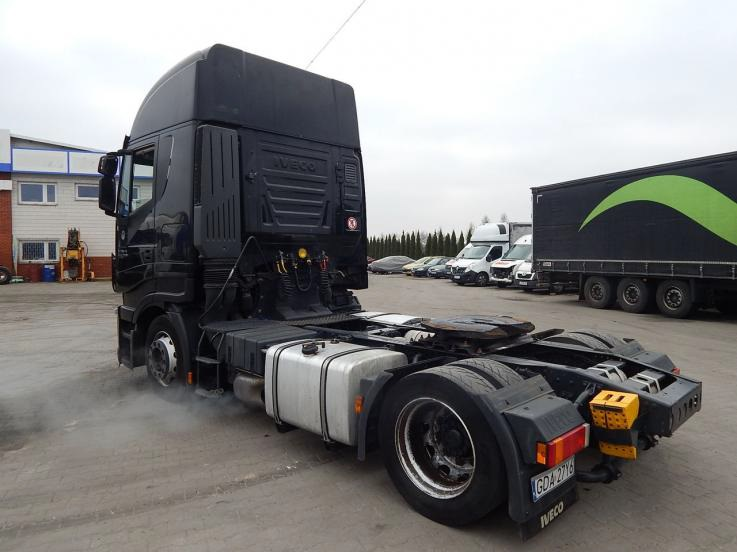 leasing - IVECO - STRALIS AS 440S46 T/FP-LT 4x2 Hi-Way 460KM