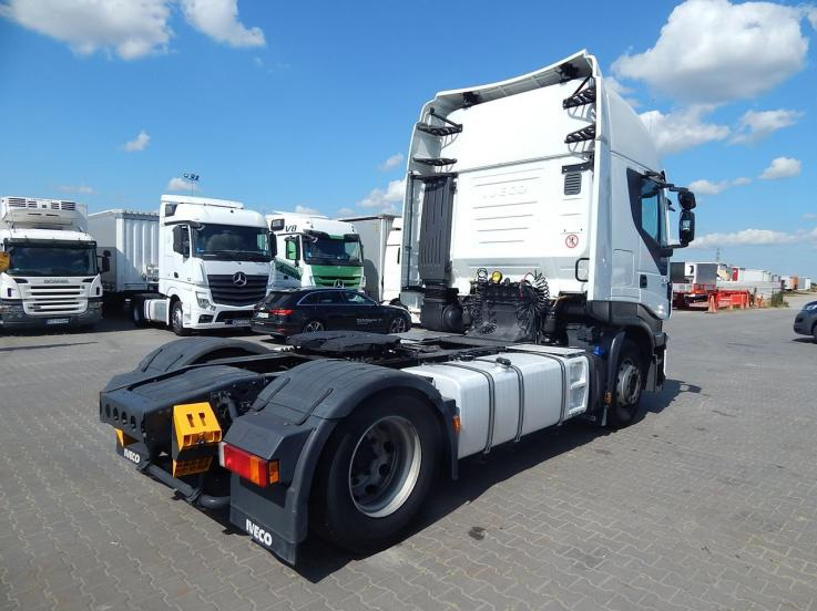 leasing - IVECO - STRALIS AS 440S46 T/P 4x2 Hi-Way 460 KM