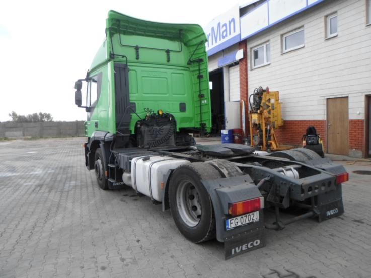 leasing - IVECO - STRALIS AT 440S42 T/P 4x2 (high roof) 420KM